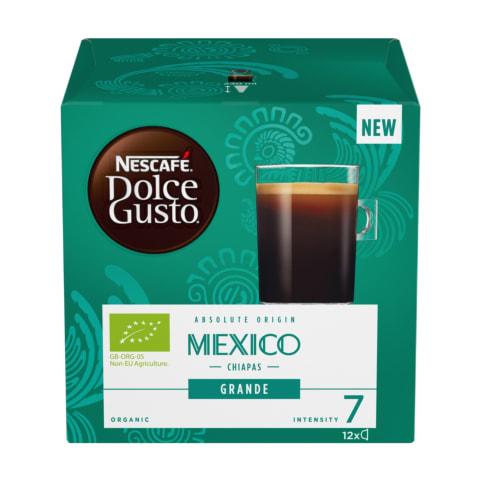 Kafijas kapsulas Nescafe Mexico EKO 12x9g