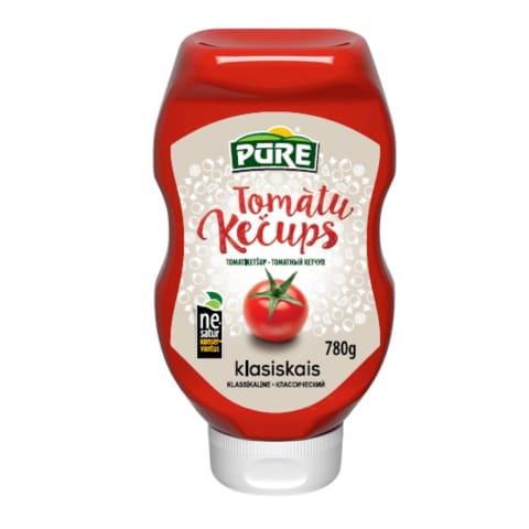 Tomātu kečups Klasiskais Pūre 780g
