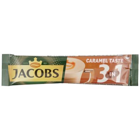 Šķīst. kafij. dzēr. Jacobs 3in1 karam. 16,9g