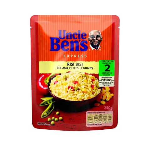Rīsi Uncle Ben's ar dārzeņiem 250g