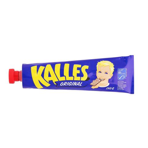 Kalles zivju ikru pastēte 190g