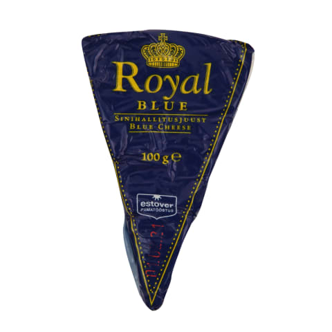 Siers Royal Blue ar zilo pelējumu 100g