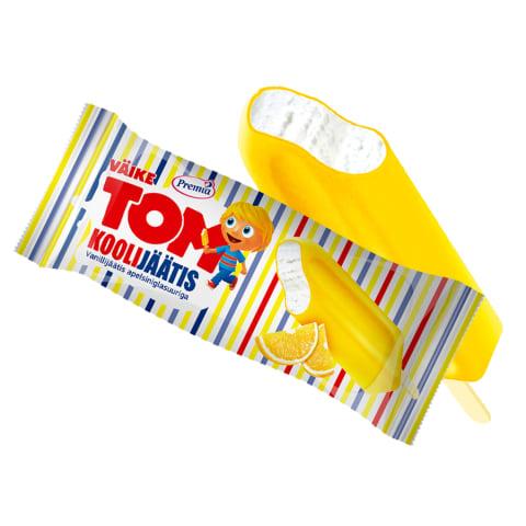 Väike Tom Koolijäätis 60g/90ml
