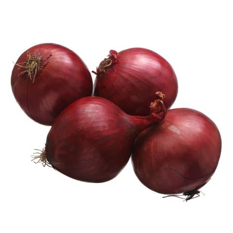 Raudonieji svogūnai, 1 kg