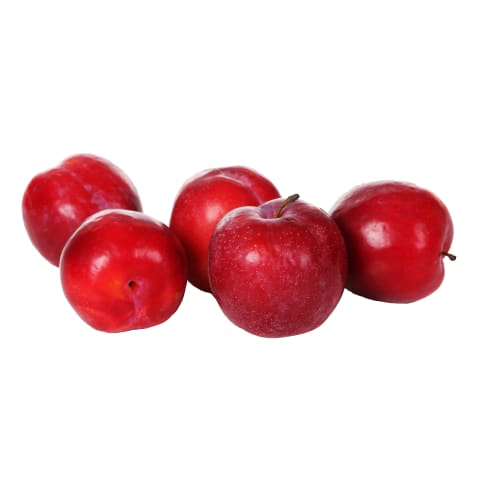 Raudonos slyvos, 1kg