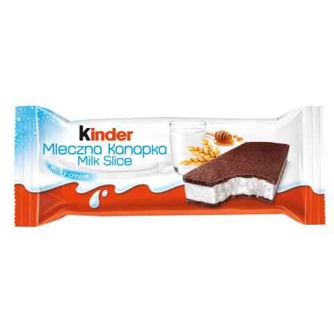 Batoniņš Kinder Milk Slice 28g