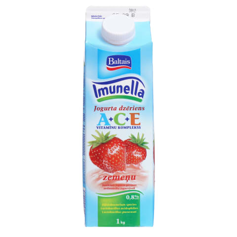 Jogurts Imunella zemeņu 1kg