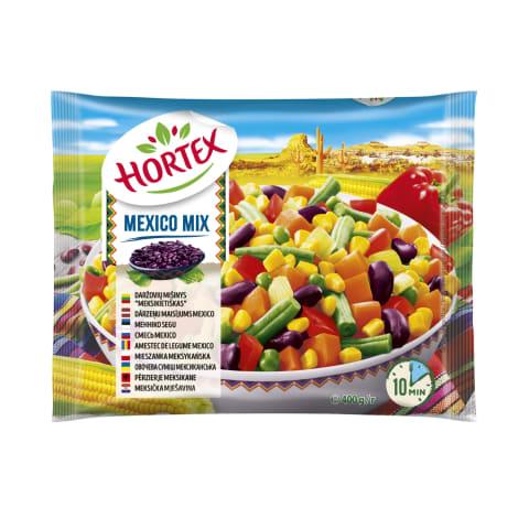 Dārzeņi Hortex mix mehiko 400g
