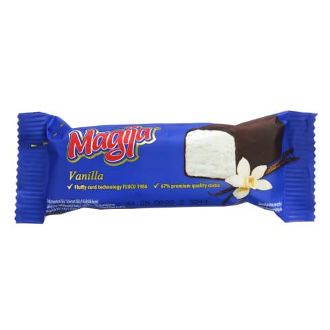 Varškės sūrelis su vanile MAGIJA, 24,3 %, 45g