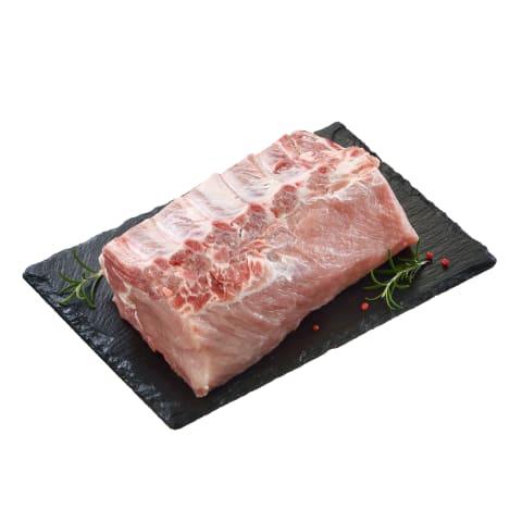 Atšaldyta kiaulienos nugarinė su šonk., 1kg