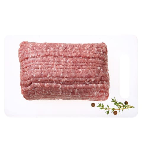 Atšaldyta smulkinta kiauliena, 30 %, 1kg