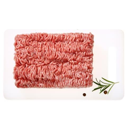 Atšald.smulk. jautiena su kiauliena, 20%, 1kg