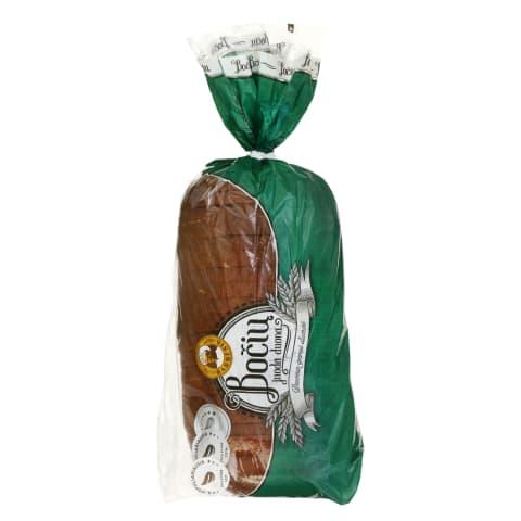 Juoda duona BOČIŲ, 800 g