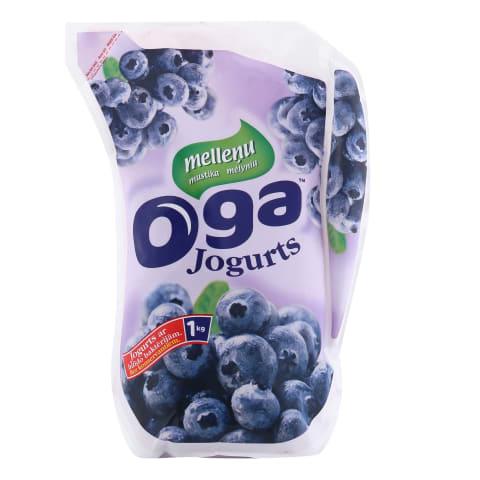 Dzeramais jogurts Oga melleņu 1kg