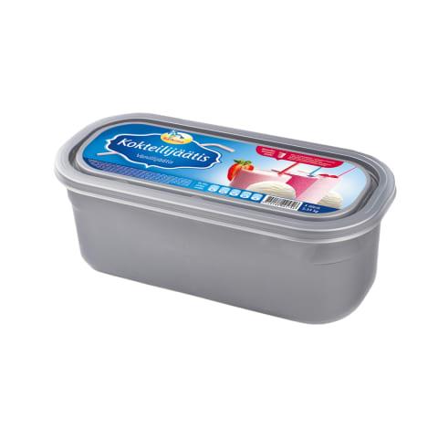 Kokteilijäätis vanill Balbiino 2,25kg/5l