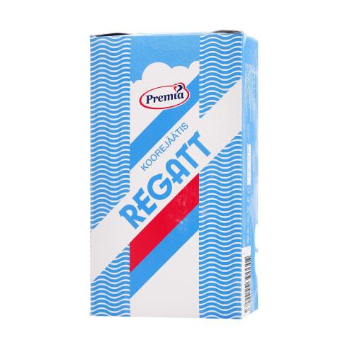 Koorejäätis vanilli Regatt 1l/480g