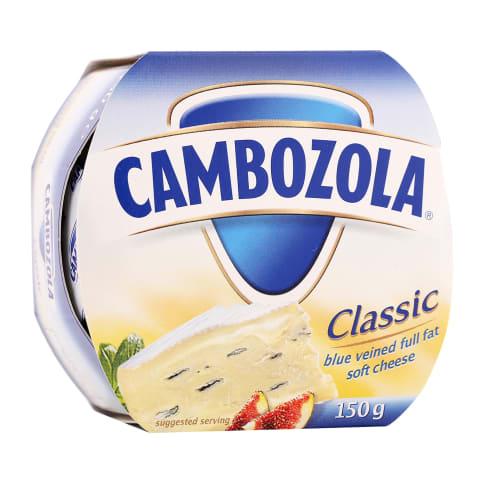 Sūris CAMBOZOLA CLASSIC, 70 % rieb., 150 g