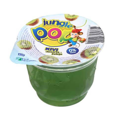 Želeja Jungle Pop kivi 115g