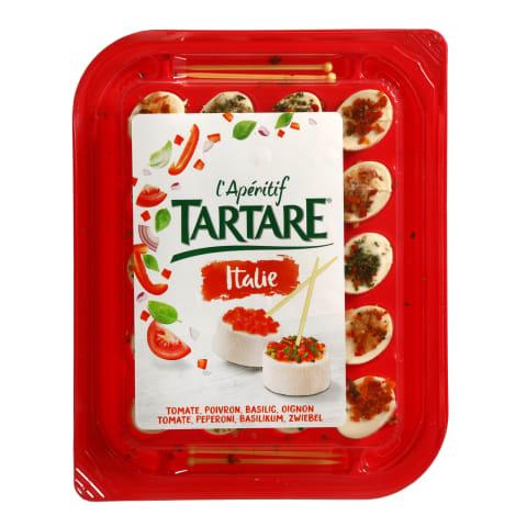 Sūrio užkandis TARTARE APERIFRAIS, 100g
