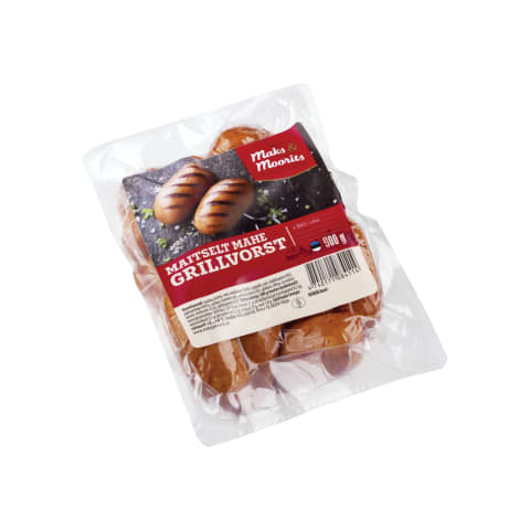 Grillvorst  Maitselt mahe 900g