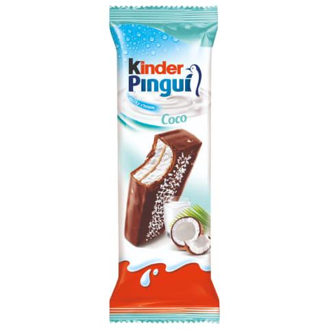 Batoniņš Kinder Pingui kokosriekstu 31g