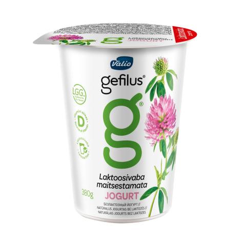 Jogurts Gefilus naturālais 2,5% 380g