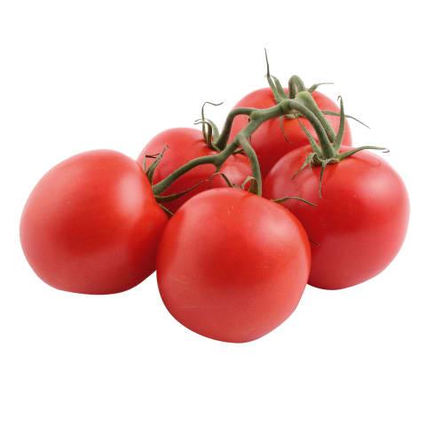 Raudonieji pomidorai su šakele, 1 kl., 1 kg