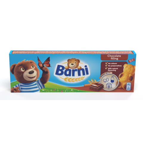 Cepumi Barni Choco 150g