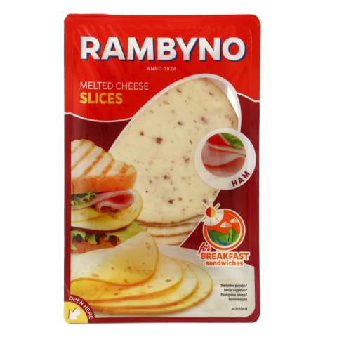 RAMBYNO lyd. sūris su kump., pj., 45%, 150g