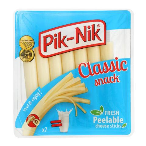 Plėš. sūrio lazdelės PIK-NIK, 40% rieb., 140g