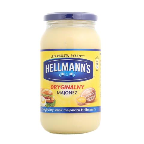Majonees Hellmann's Original 420ml