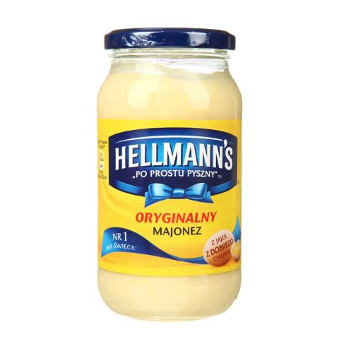 Majonezas HELLMANN'S ORIGINAL, 420ml