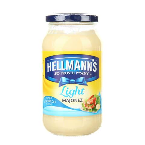 Majonezas HELLMANN'S Light, 420ml