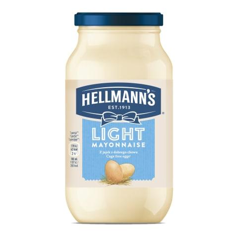 Majonēze Hellmann's Light 420ml