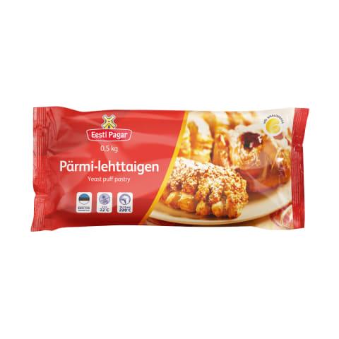 Pärmi-lehttaigen Eesti Pagar 500g