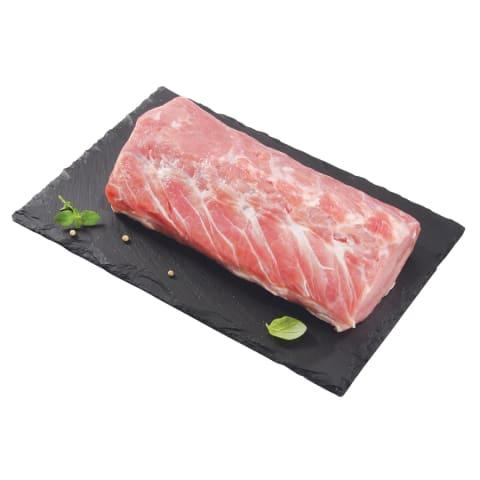 Kiaulienos nugarinė be kaulo,1kg(fasuota vak)