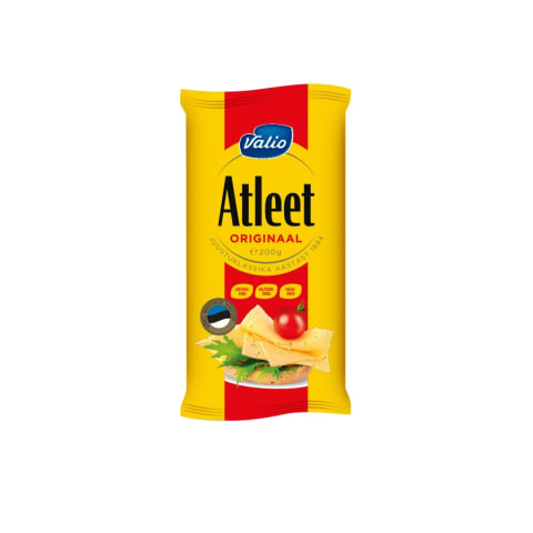 Sūris be laktozės ATLEET ORIGINAL, 26%, 200g