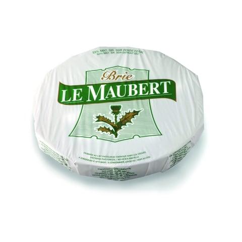 Siers mīkstais Brie Le Maubert kg
