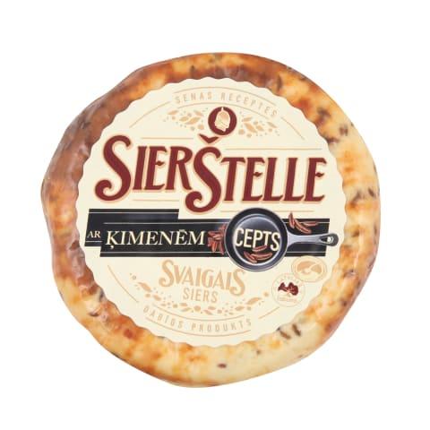 Siers Sierštelle cepts ar piedevām kg