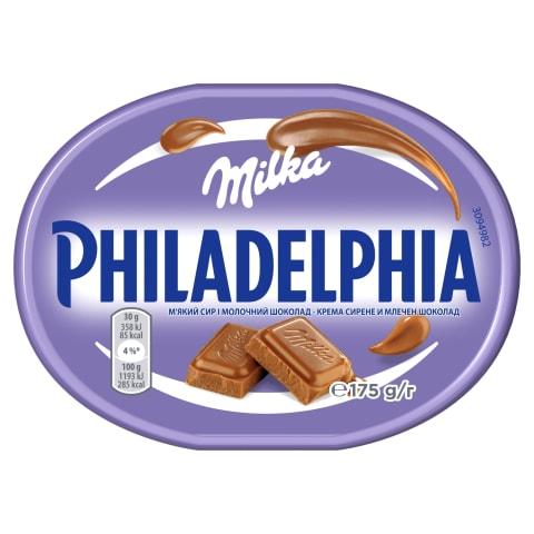 Siers Philadelphia Milka 175g