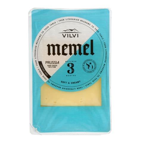 Pjaust. kiet. sūris PRUSSIA, 45% rieb., 150g