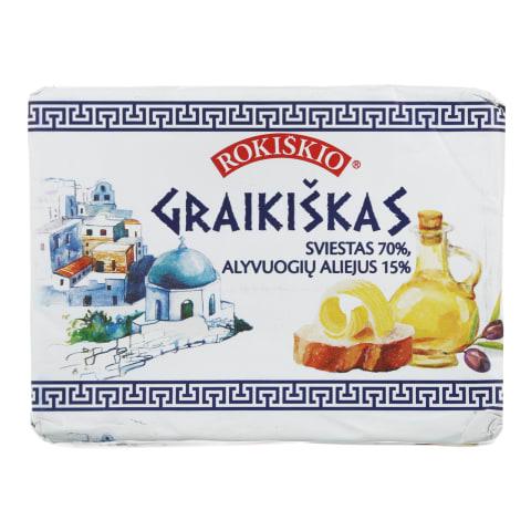 ROKIŠKIO tep. riebalų mišinys alyv. al., 200g