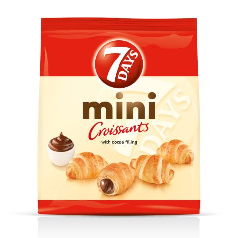 Sarvesai kakaomaitseline Mini 7Days 185g
