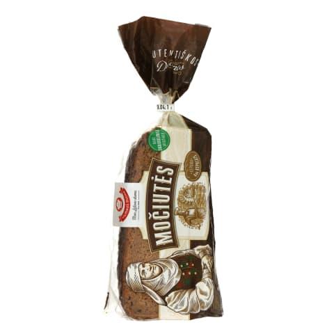 Juoda MOČIUTĖS duona, 450 g