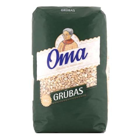 Grūbas Oma 1kg