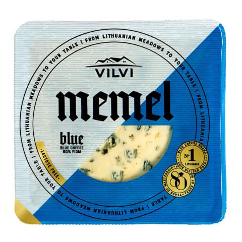 Pelėsinis sūris MEMEL BLUE, 50% rieb., 100g
