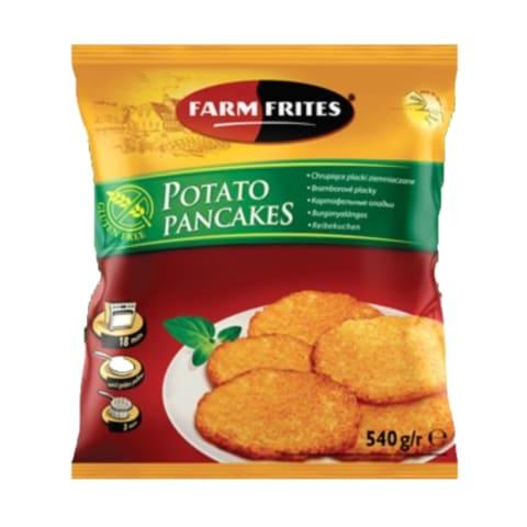 Kartupeļu pankūkas Farm Frites 540g