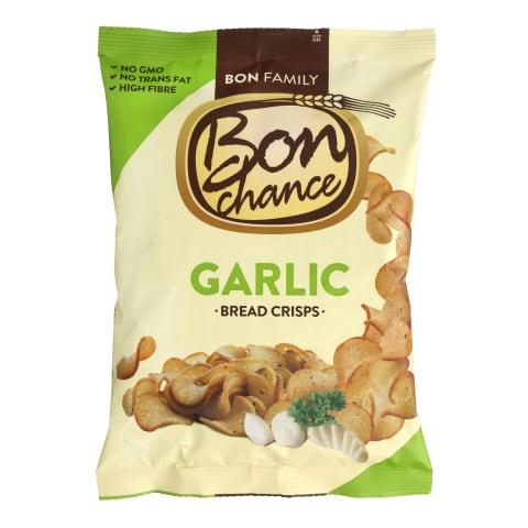 Duonos traškučiai su česn.,BON CHANCE, 120 g