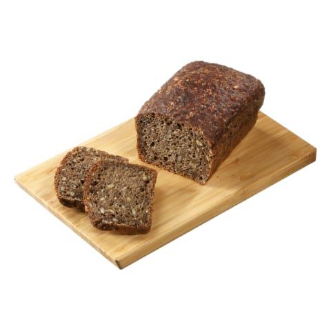 Tamsi bemielė NAMINĖ duona, 320g