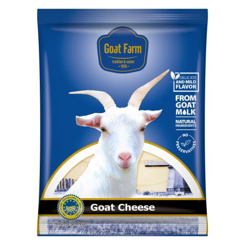 Kazas siers Euroser šķēlēs 100g